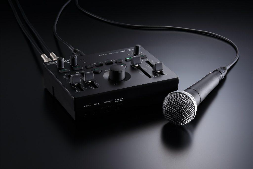ローランド、声質や音程を変化させてユニークなサウンドを生み出す「ボイス・トランスフォーマー」VT-4を発売