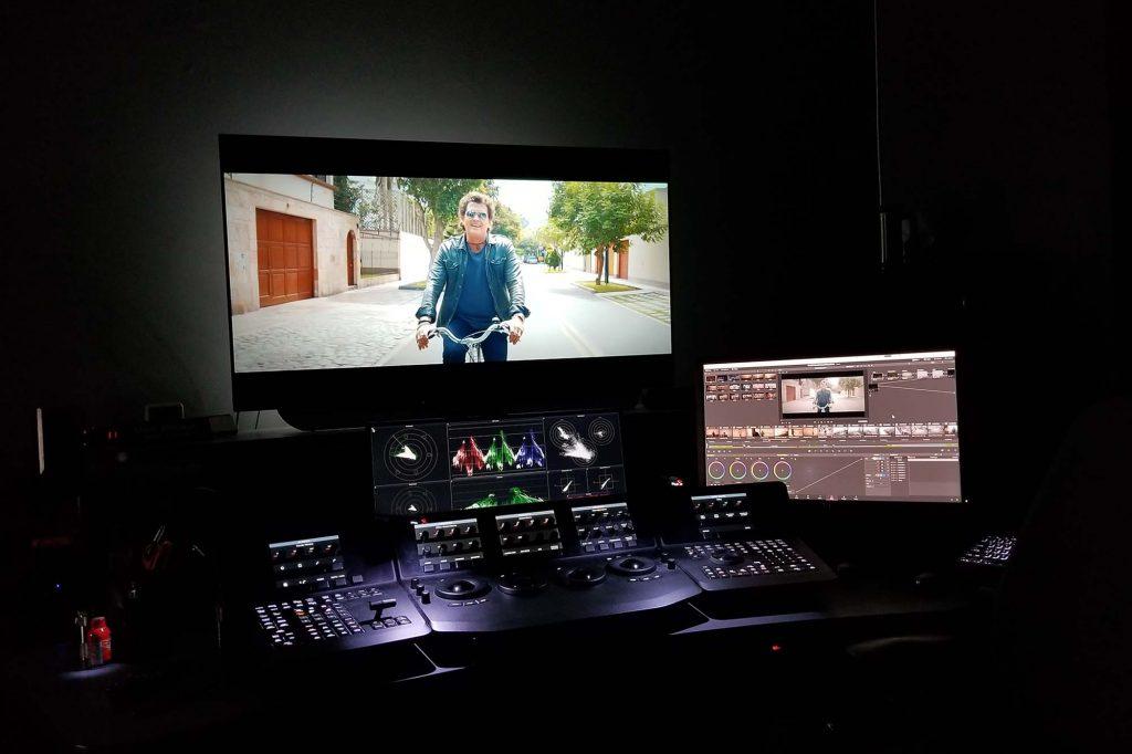 ブラックマジック製品、カルロス・ヴィヴェスの新しいミュージックビデオに使用