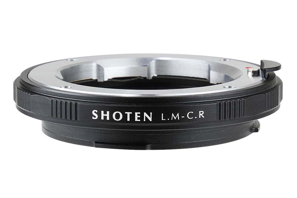 焦点工房、SHOTENマウントアダプター LM-CR発売