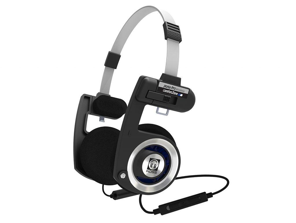 KOSS、Bluetooth対応ワイヤレスヘッドホン「Porta Pro Wireless」の発売開始
