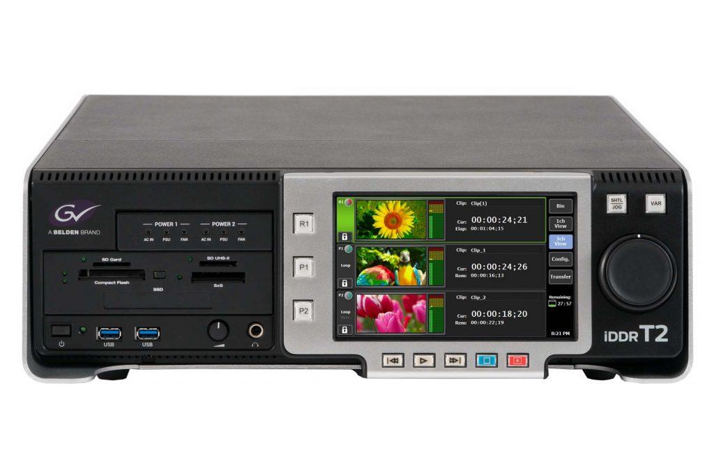 グラスバレー、デジタルレコーダー・プレーヤー「T2 4K シリーズ」を販売開始
