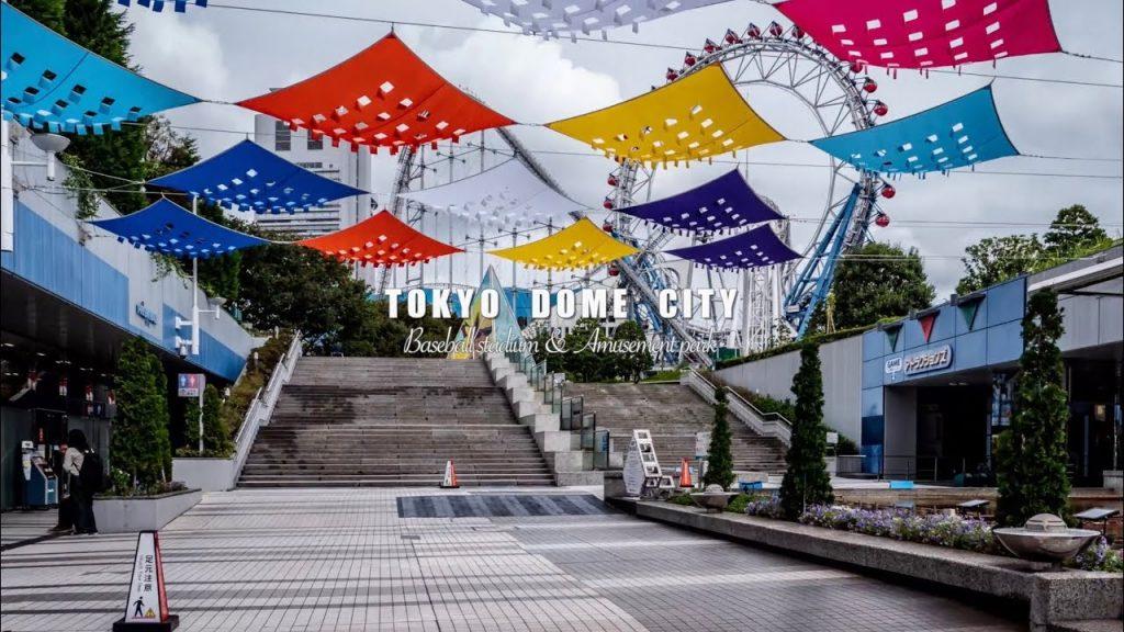 【Views】『TOKYO DOME CITY』43秒~東京ドームシティでただひたすら乗り物を眺める「男の悲哀」の物語