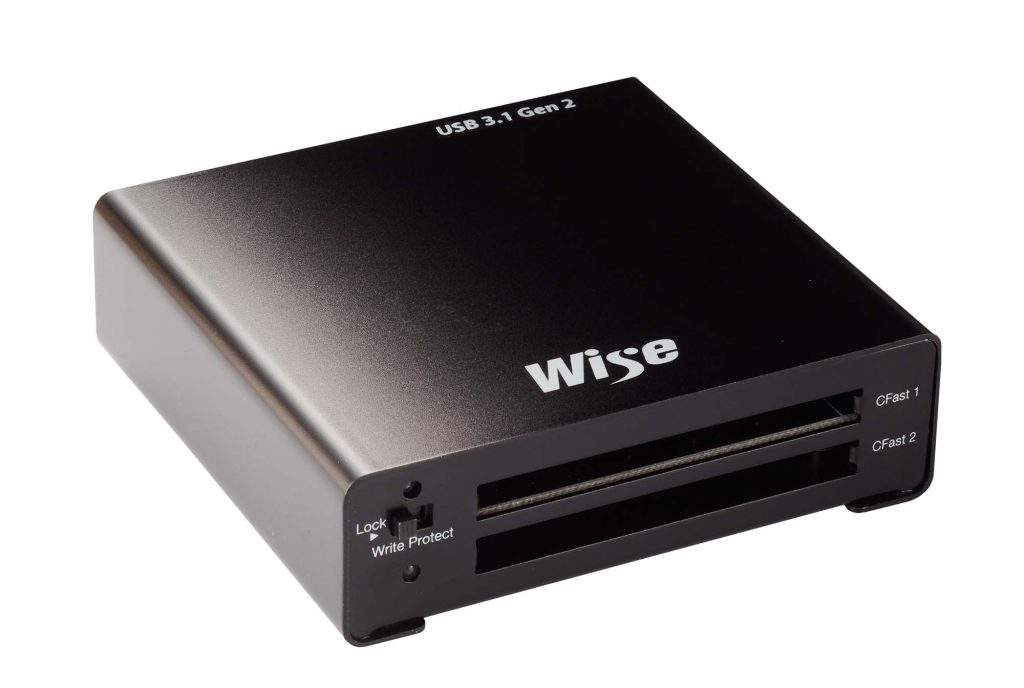 アミュレット、USB Type-Cポートを搭載したUSB 3.1 Gen 2対応 CFast 2.0 カードリーダー新製品3種を発売