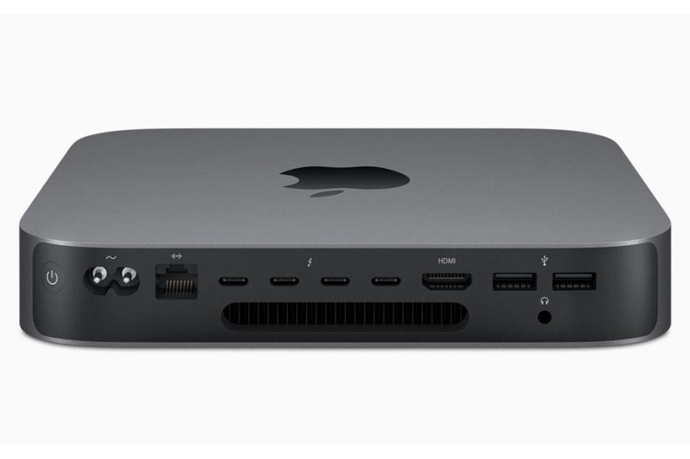 アップル、新しいMac mini発表。価格は89,800円から。