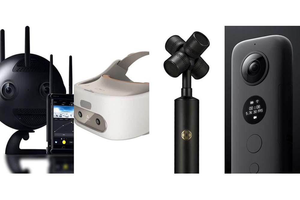 VR未来塾、 定例勉強会「VR動画機材最新情報アップデート」を12月12日(水)に開催