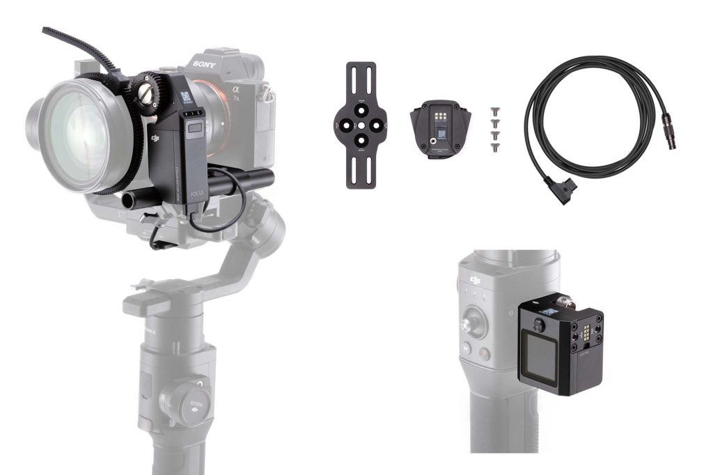 DJI、Ronin-S向け新アクセサリー9種類を発表