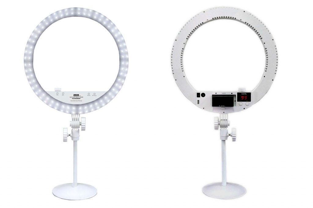 LPL、近接撮影を簡単にサポートするリングライト『VLR-M288XP』『VLR-M192XP』を発売