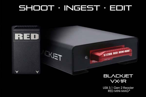 ニューエックス、AtechFlashTechnology社の『BLACJET RED MINI-MAGリーダー』を発売開始