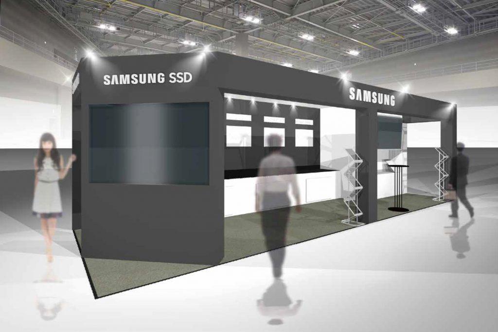 ITGマーケティング、サムスンと共同でInter BEE 2018に出展。7社共同でワークフローまで提案。