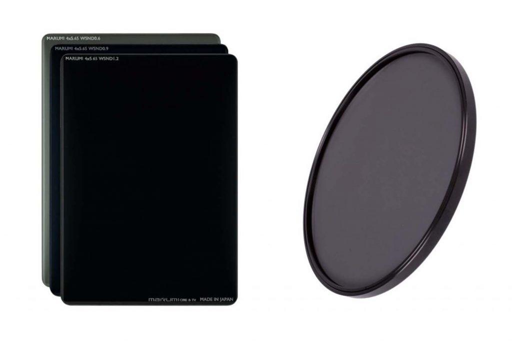 マルミ光機、シネマ用NDフィルター「WSND」と偏光フィルター「Neutral Circular PL」を2019年2月より順次発売