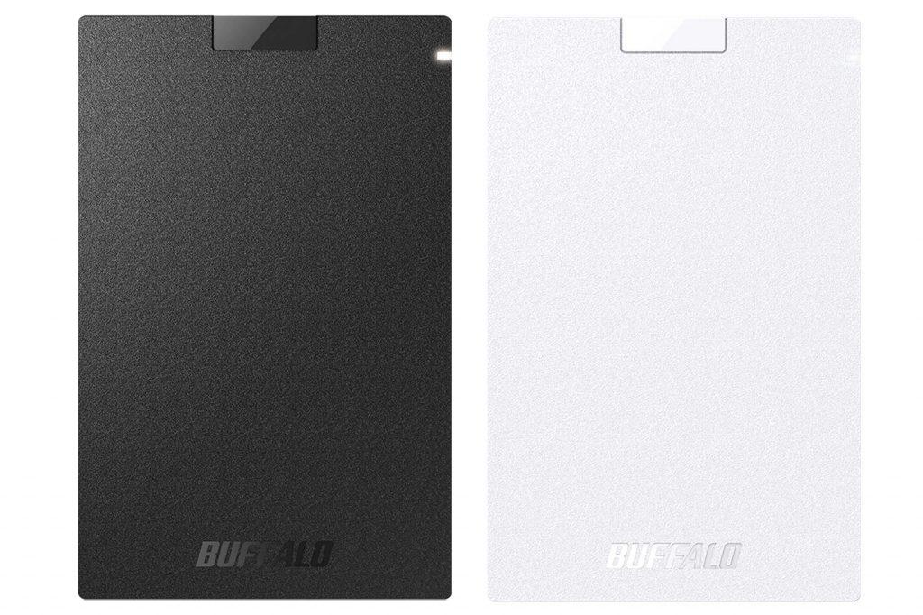 バッファロー、USB 3.1(Gen1)対応ポータブルSSD『SSD-PGU3-Aシリーズ』を発売