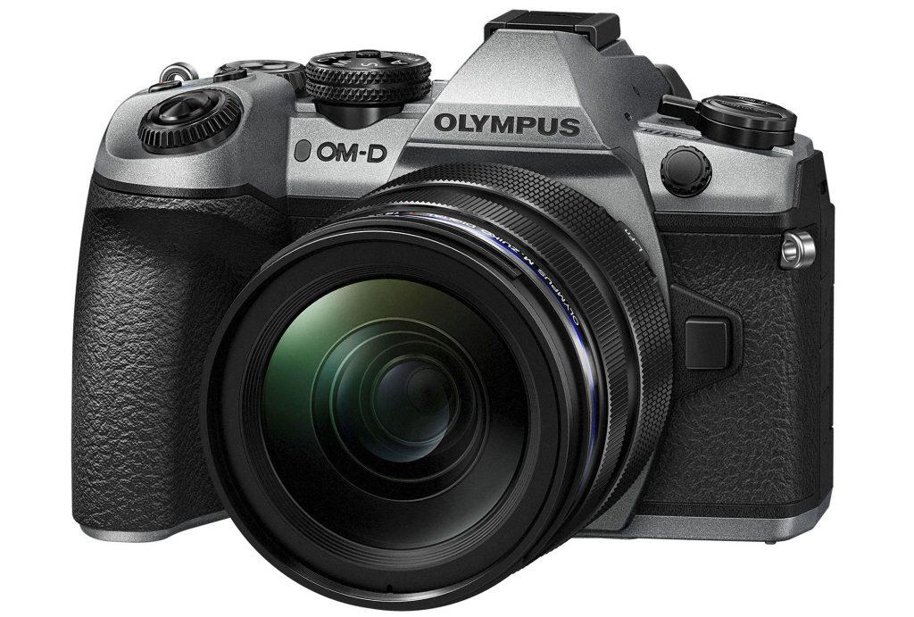 オリンパス、『OLYMPUS OM-D E-M1 Mark II (シルバー)』を2,000台の数量限定で発売