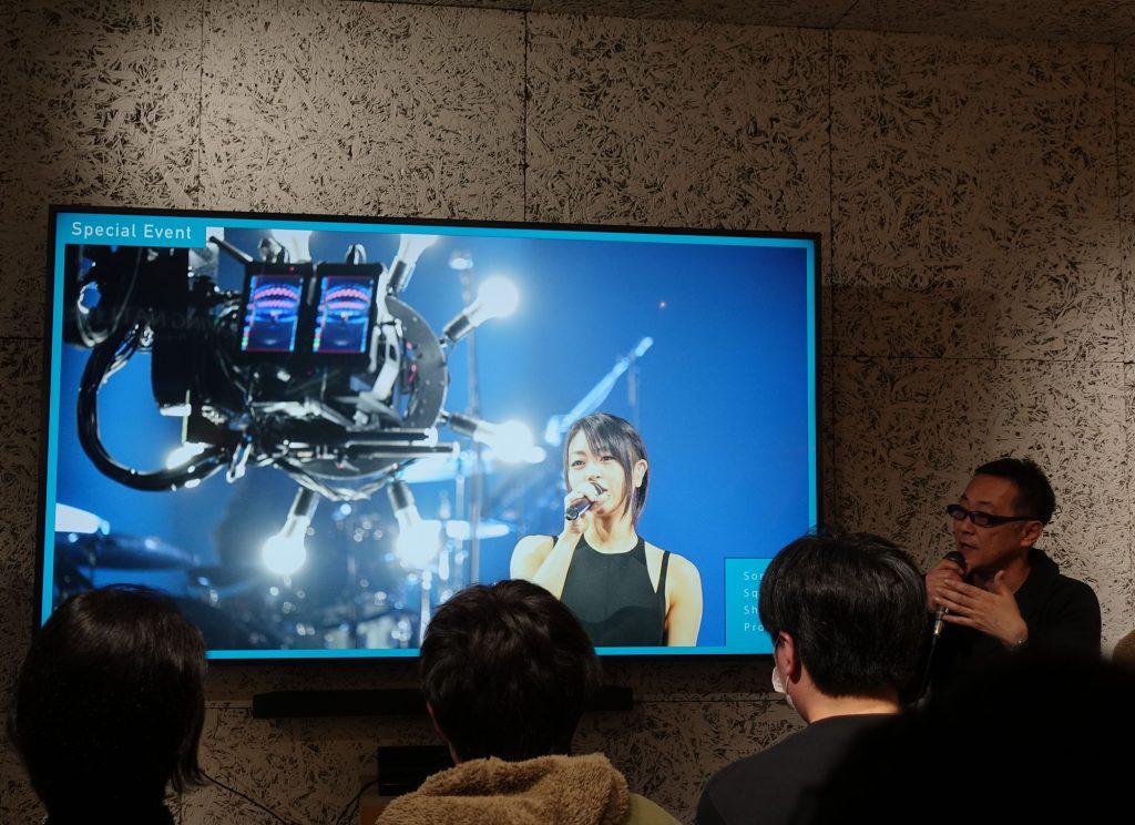 """宇多田ヒカルが『KINGDOM HEARTS』のテーマソングを熱唱する PlayStation4 用ソフトウェア『Hikaru Utada Laughter in the Dark  Tour 2018–""""光""""&""""誓い""""–VR』体験会と制作トークイベントを開催"""
