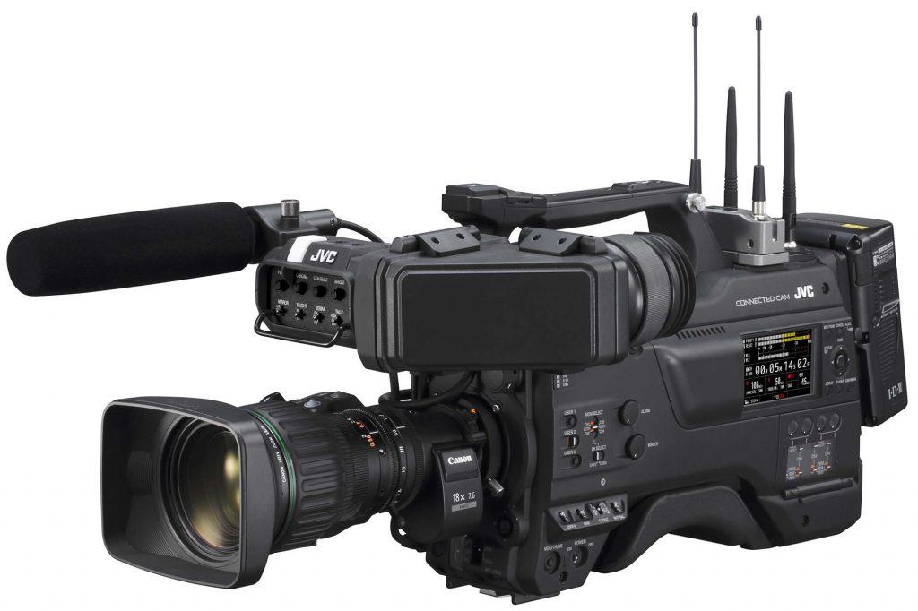 JVCケンウッド、国際的に権威のあるデザインアワードである「iF DESIGN AWARD 2019」で2/3インチHDメモリーカードカメラレコーダー『 GY-HC900 』がプロダクト部門で受賞