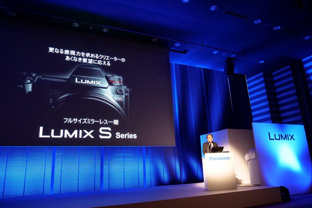 パナソニック、フルサイズミラーレス「LUMIX DC-S1R/S1」を国内発表。発売は3月23日。同日発売でLマウントレンズ「S PRO」「S」レンズ 3本も