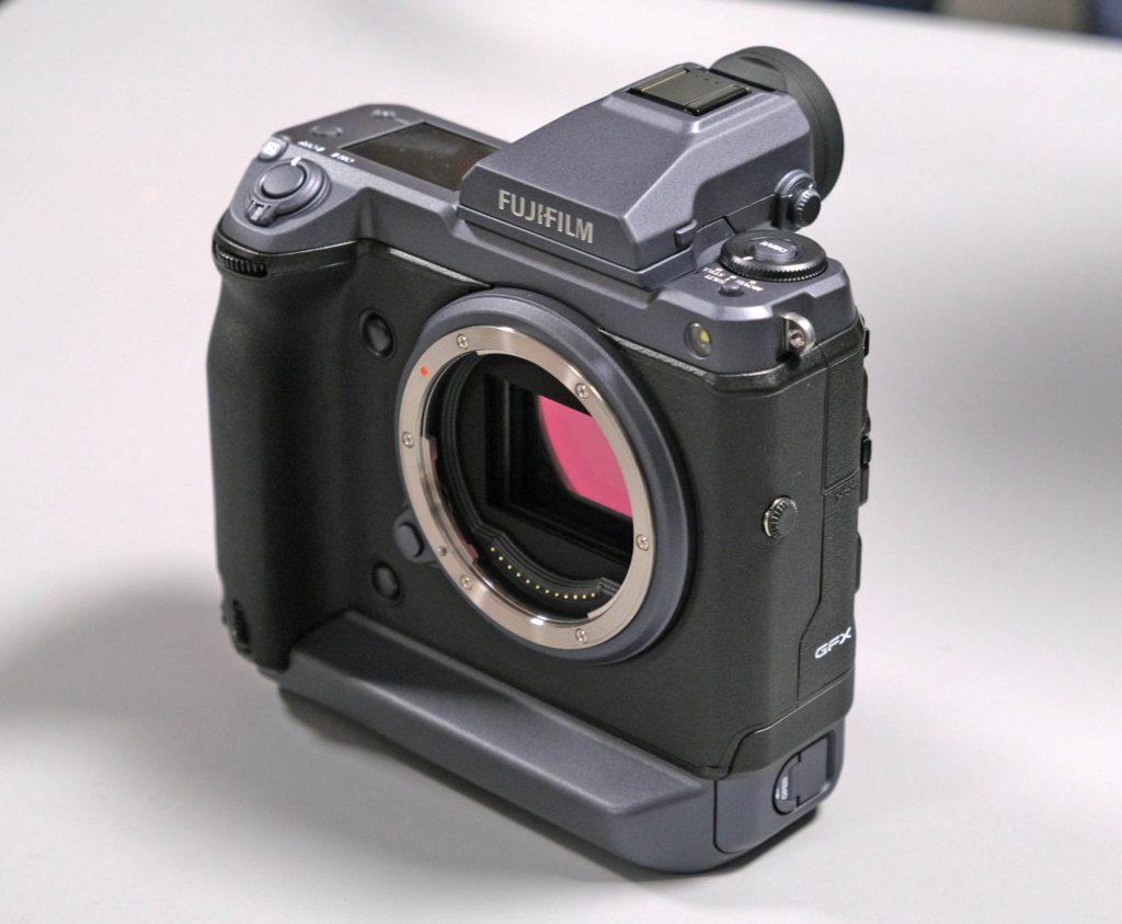 【CP+2019】富士フイルムは開発中の中判デジタルカメラ、GFX100 Megapixelの概要を説明