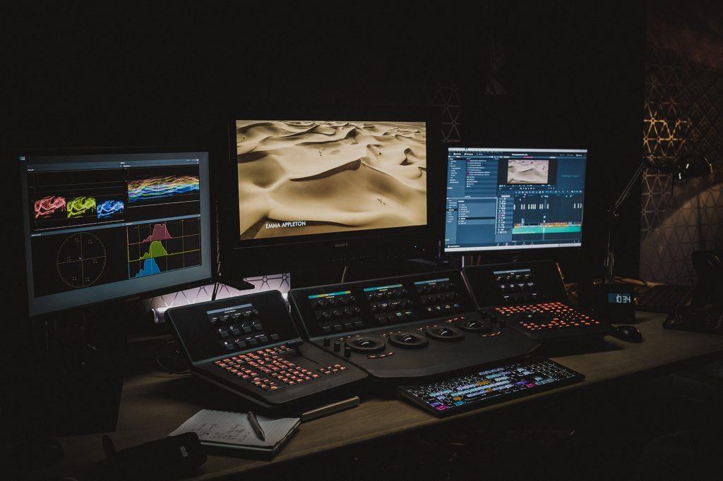 ブラックマジックデザイン、Gorilla GroupがDaVinci Resolve Studioを導入したことを発表
