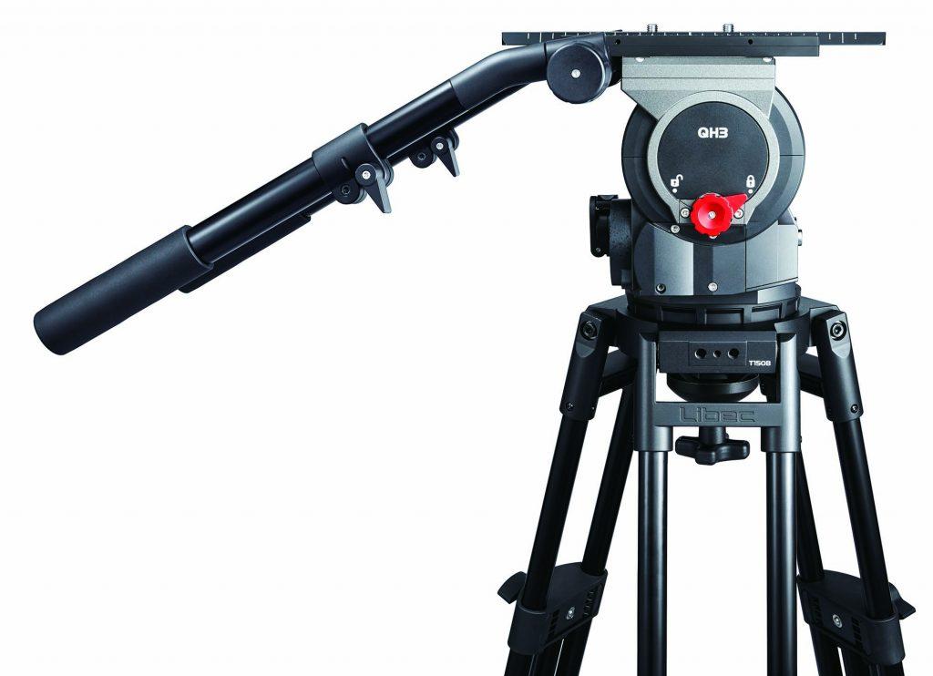 リーベック、フラグシップの150mmボールヘッド「QD」シリーズ、LIBEC ALLEXの後継機種となる「TH-Z」シリーズ、  「RS 350」シリーズを発表