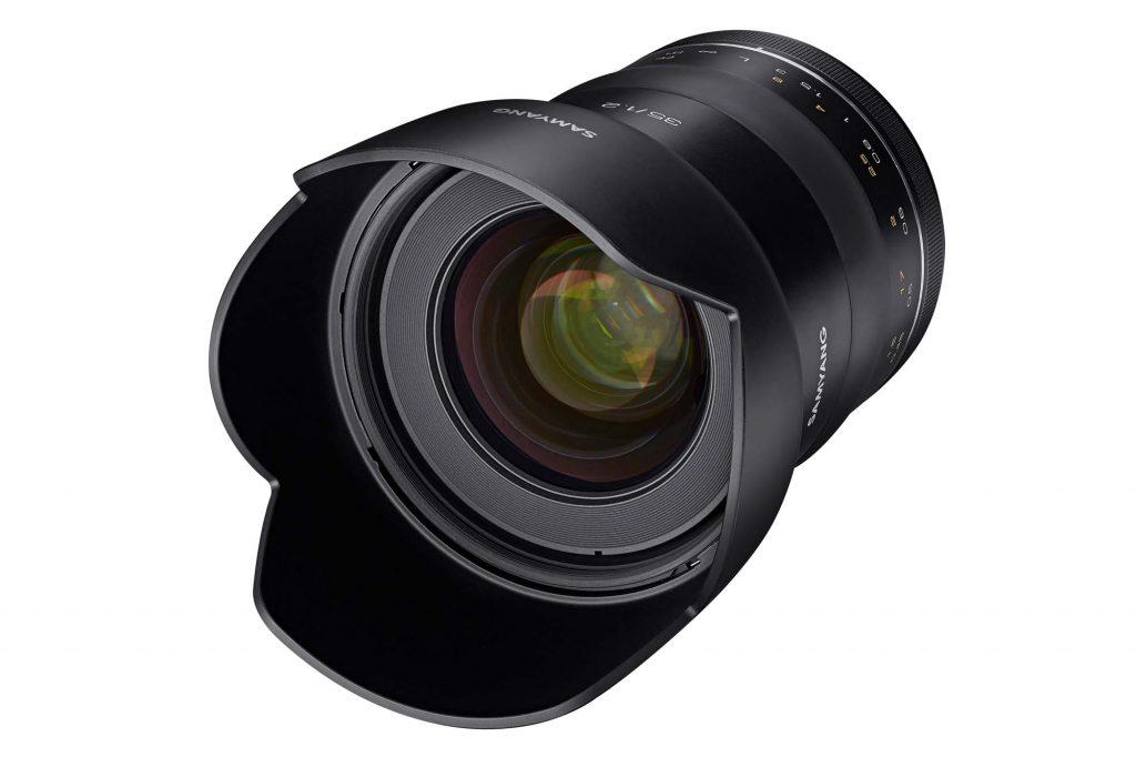 ケンコー・トキナー、SAMYANGのキヤノンEFマウント用大口径レンズ『SAMYANG XP 35mm F1.2』を発売