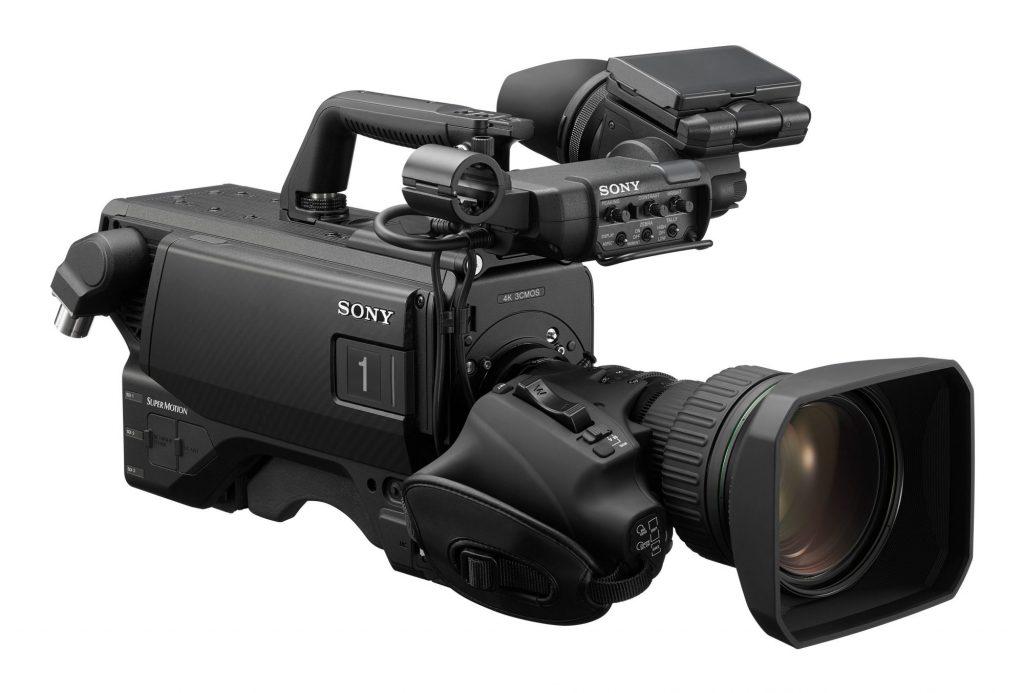 ソニー、UHB伝送により高画質な4K信号の伝送と出力を実現するマルチフォーマットポータブルカメラ『HDC-5500』を発売