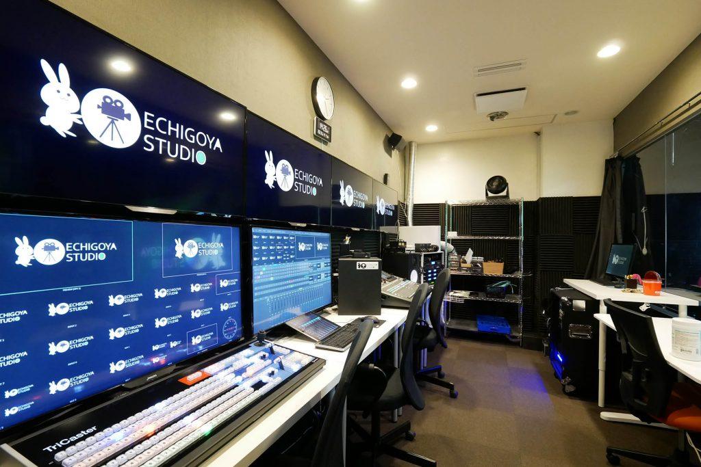 越後屋スタジオさんの高田馬場スタジオをご紹介します