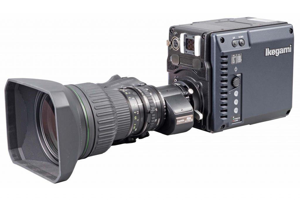 池上通信機、2/3型ネイティブ4Kセンサ採用4K/HDマルチパーパスカメラ『UHL-43』を開発