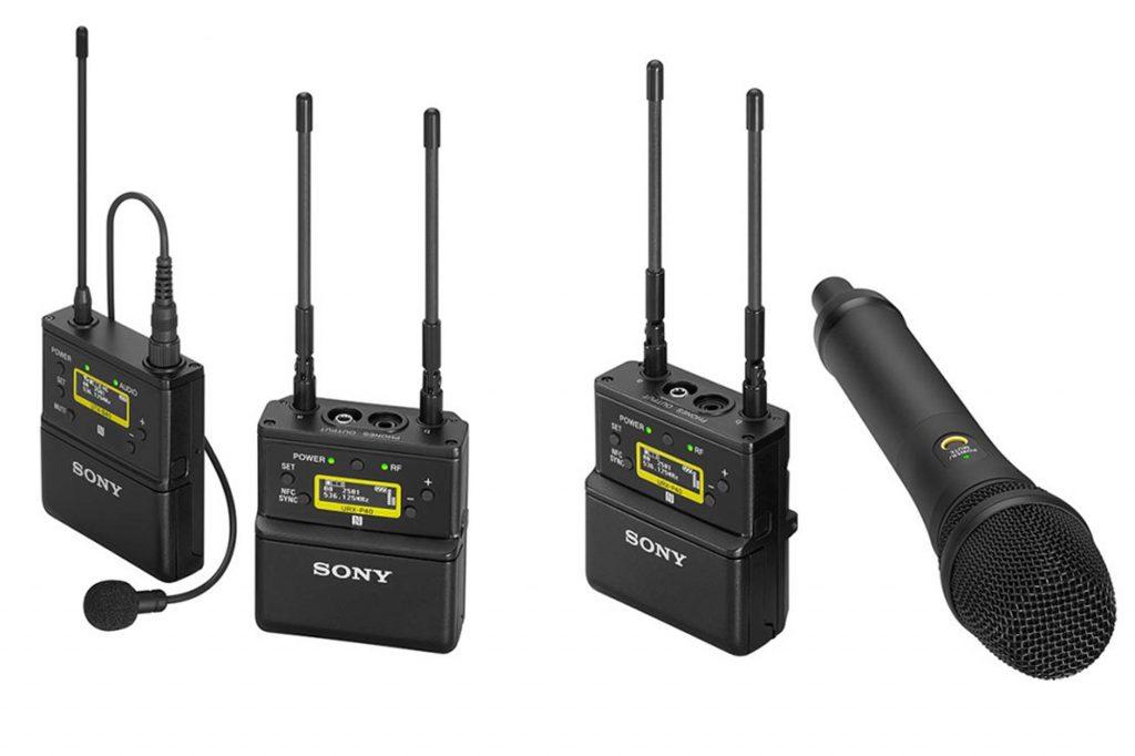 ソニ-、 新ワイヤレスマイクロホンシステム『UWP-D』シリーズを発表