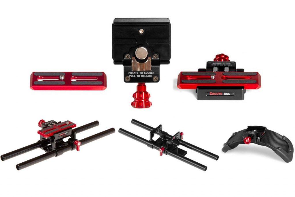ノビテック、ZACUTOの新製品 ARCA SWISS互換Polarisシリーズ6製品を発売