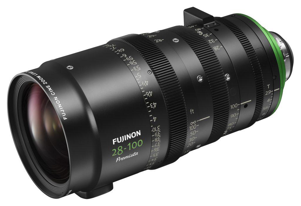 富士フイルム、ラージフォーマット用シネマズームレンズ『FUJINON Premista28-100mm T2.9』を発表。レンズ補正用データ、ZEISS eXtended Dataにも対応。