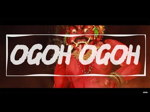 【Views】『OGOH-OGOH in UBUD BALI 2019』5分6秒〜オゴオゴと呼ばれる怪物を日本の神輿のように担ぎ練り歩く