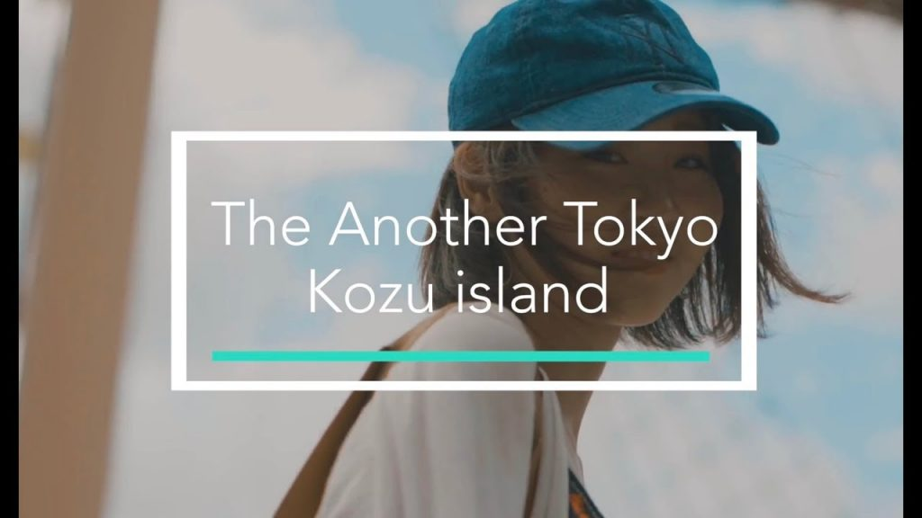 【Views】『The Another Tokyo』3分15秒~Another Tokyoの島を舞台に「青」を基調とした画をキーとして個性的な海が描かれていく
