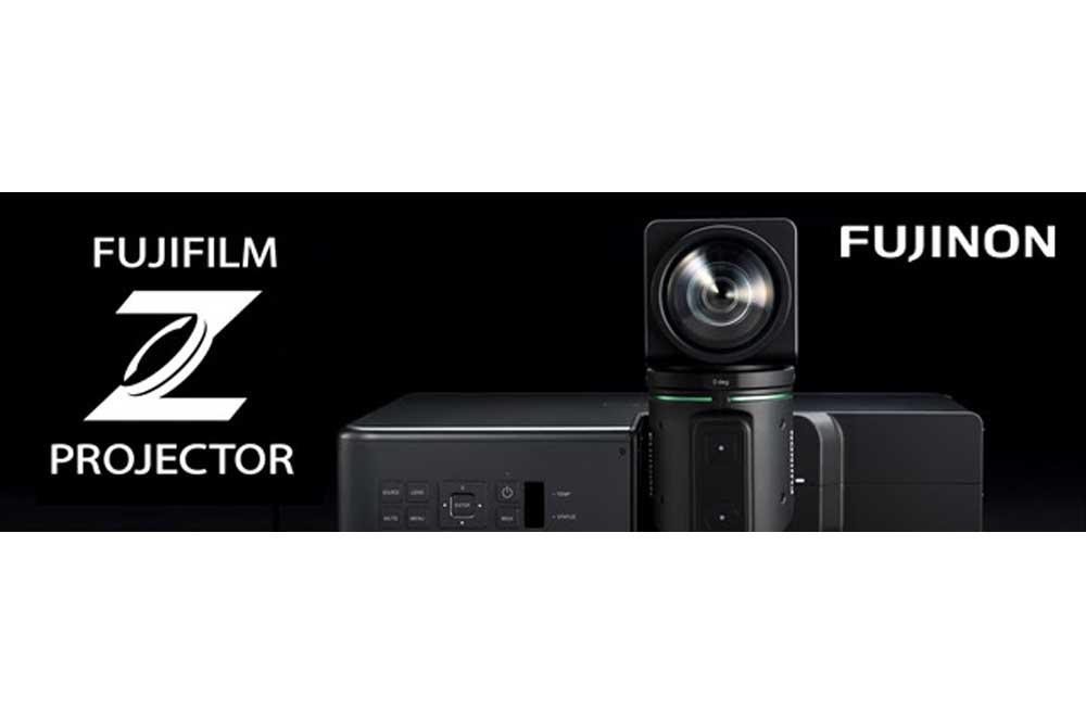 富士フィルム、「デジタルサイネージジャパン2019」に出展。『FUJIFILM PROJECTOR FP-Z5000』で空間演出を提案