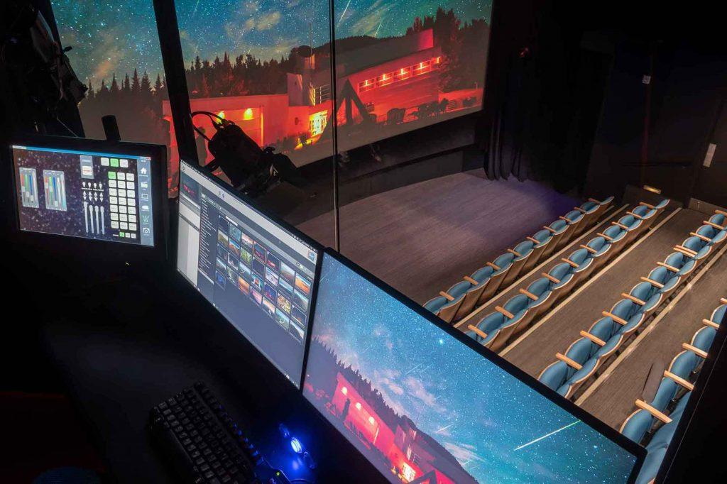 ブラックマジックデザイン、モンメガンティク国立公園の天文学センターでBlackmagic Designの12G-SDIワークフローが導入されたことを発表