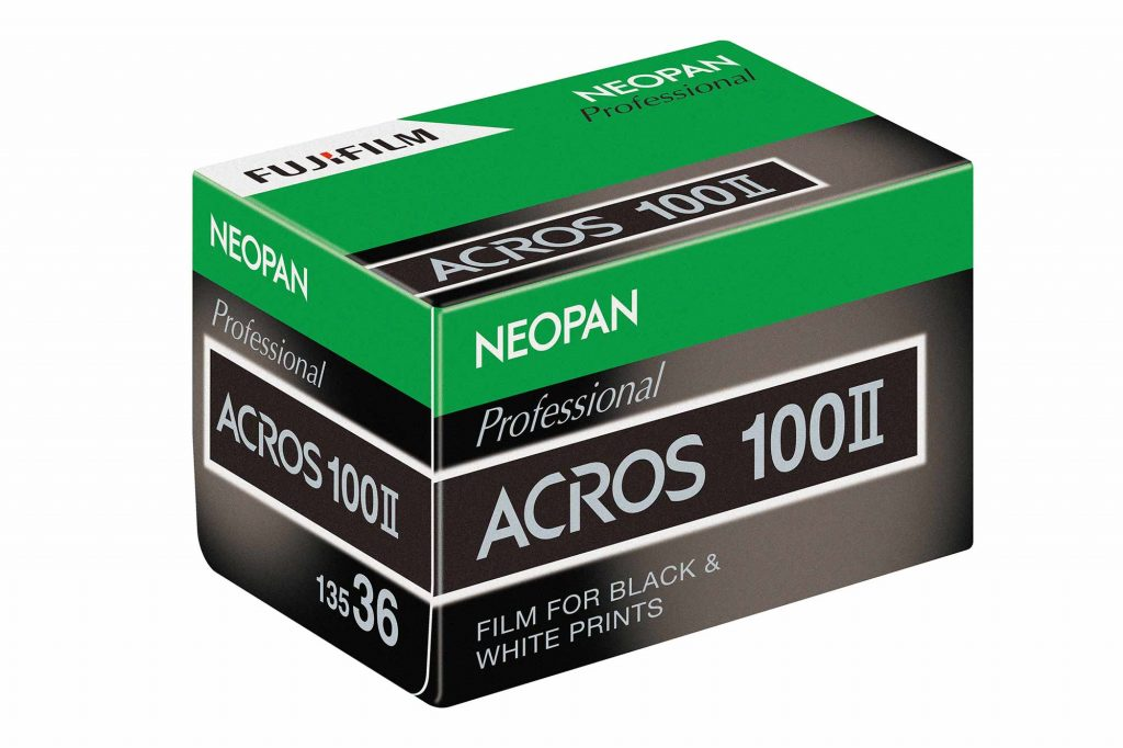 富士フイルム、黒白フィルム『ネオパン100 ACROS(アクロス)II 』 を新開発。今秋より販売予定