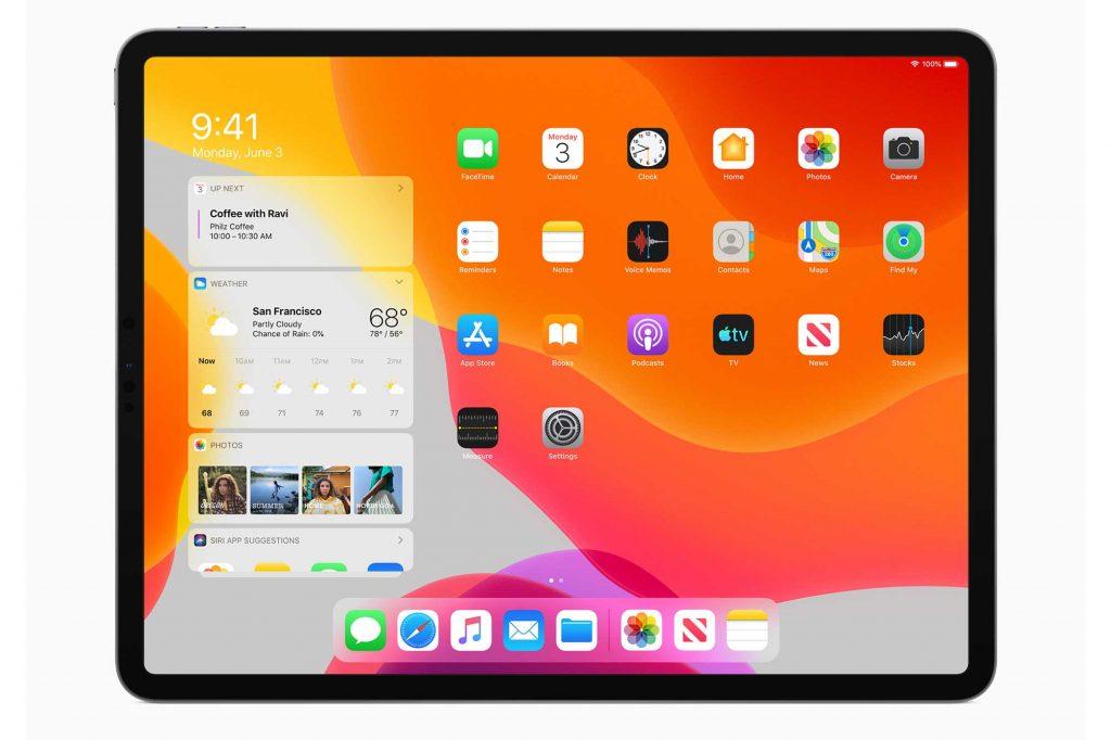アップル、iPadに専用のOS「iPadOS」が登場