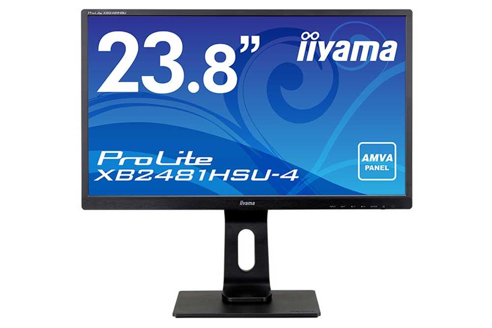 """マウスコンピューター、"""" iiyama """"ブランドのワイド液晶ディスプレイ「ProLite」シリーズ4機種で多機能スタンドを一新"""