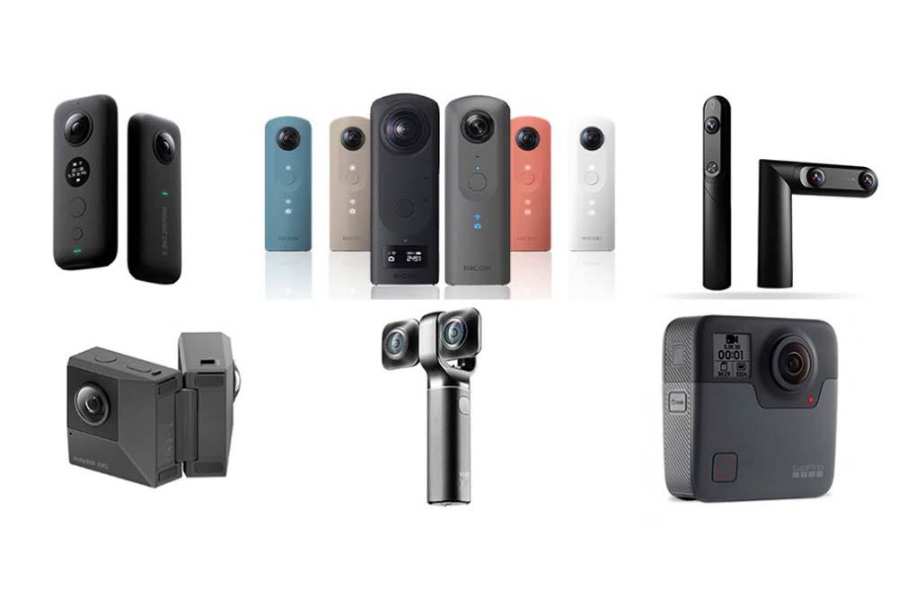 VR未来塾、VRカメラセミナー「VRカメラの選び方・楽しみ方〜コンシューマー製品編」を8月3日に開催