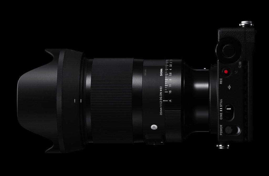 SIGMAからEマウント、Lマウントレンズ新製品、 35mm F1.2 DG DN、45mm F2.8 DG DN、14-24mm F2.8 DG DN