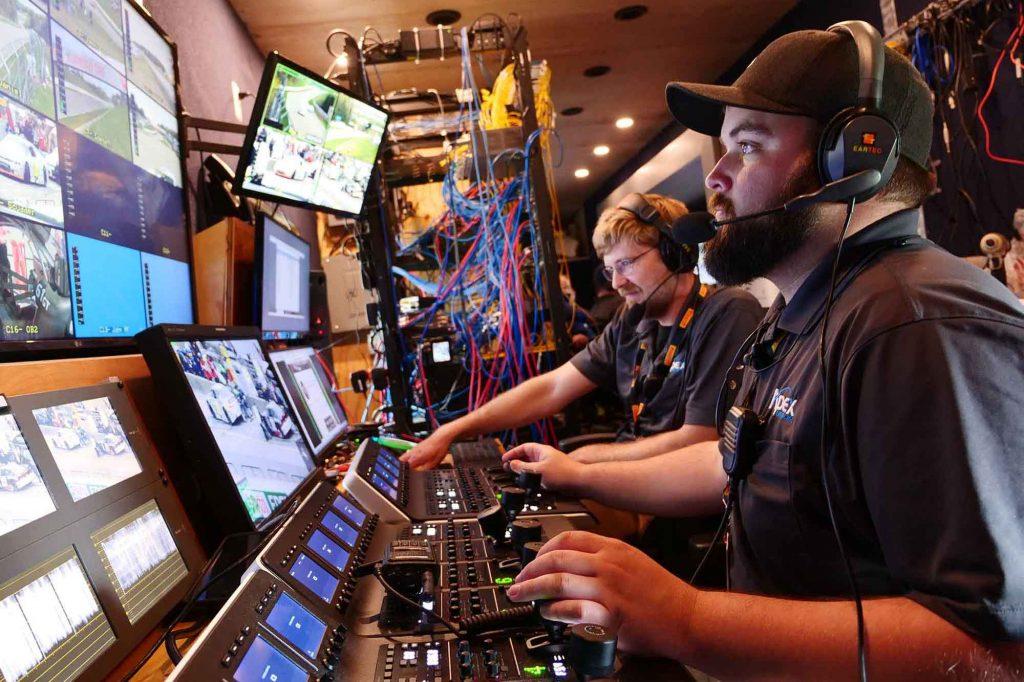 ブラックマジックデザイン、Apex Broadcastが2019年のブランパンGTワールドチャレンジ・アメリカ の放送に「ATEM Constellation 8K」を使用していることを発表