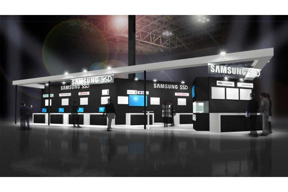 ITGマーケティング、サムスンと共同で通信・放送 Week2019「第2 回 4K・8K 映像技術展」に出展