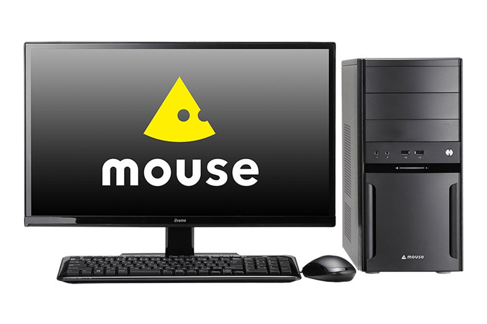 マウスコンピューター、最新の第3世代「AMD Ryzen3000シリーズ デスクトップ・プロセッサー」搭載の『LUV MACHINES AG400』シリーズを発売