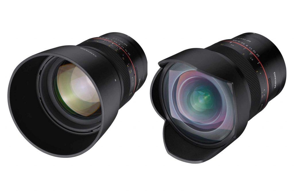 ケンコー・トキナー、ニコンZ対応のマニュアルフォーカスレンズ『SAMYANG 85mm F1.4 Z ニコンZ用』『SAMYANG 14mm F2.8 Z ニコンZ用』を発売