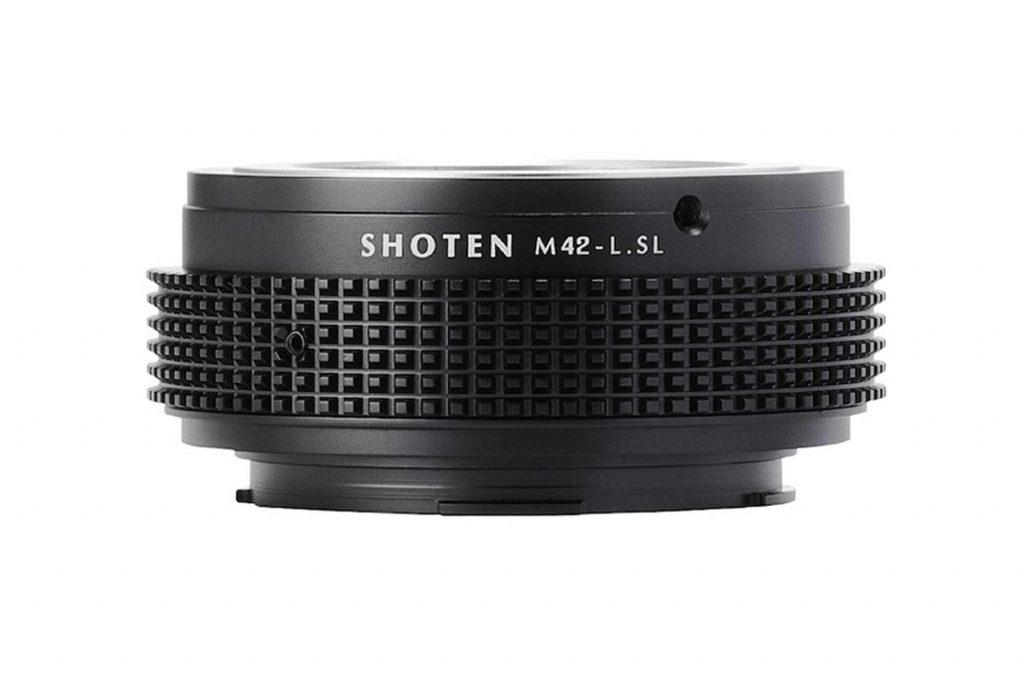 焦点工房、SHOTEN(ショウテン)のライカSL、Lマウント用アダプター『M42-LSL』『NF-LSL』『CY-LSL』の3種を発売