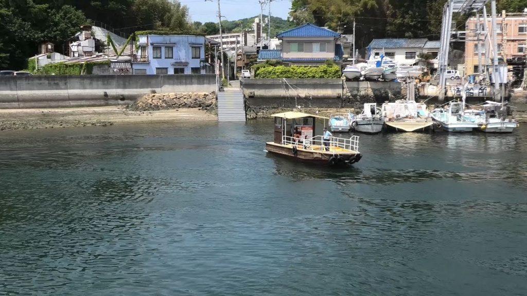 【Views】644『三津浜港 ~思い出の地を訪ねて~ ふるさと探訪Vol.2 愛媛県松山市2019.5.15』3分6秒〜三津浜港をぶらり旅。2分の渡し船の旅を満喫