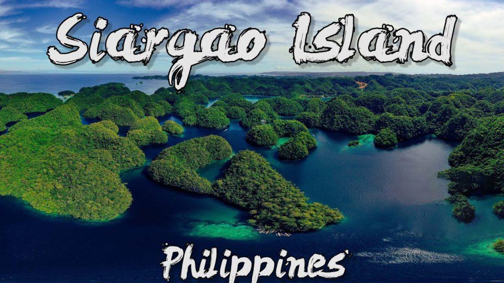 【Views】650『シャルガオ島/フィリピン』2分30秒~フィリピン海に浮かぶ島の物語。 熱帯性の樹木や南国らしい船舶を空から見る事でまたちがった空気感を伝えてくれる