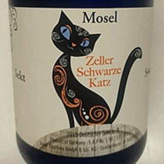 Josef Drathen Zeller Schwarze Katz Sekt Sweet(ヨセフ・ドラーテン ツェラー・シュヴァルツェ・カッツ ゼクト スウィート)