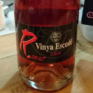Vinya Escudé Cava Rosat