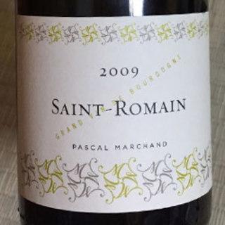 Pascal Marchand Saint Romain
