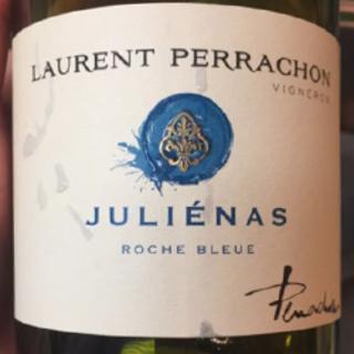 Laurent Perrachon Juliénas Roche Bleue