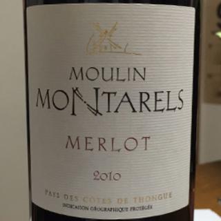 Moulin Montarels Merlot